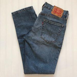 LEVIS 511 Slim Fit Blue Jeans!  Light Wash W32 L30